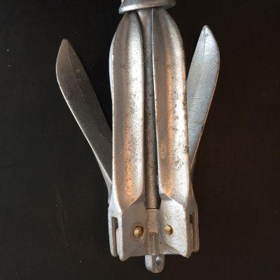 2. El Şemsiye Çıpa, Galvanizli