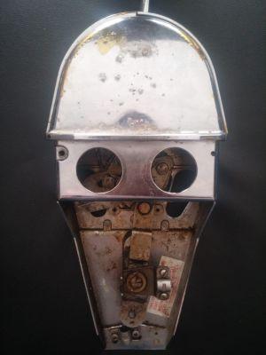 2. El Teleflex / Morse Kumanda Kolu