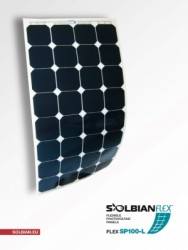 Solbian Flex - Solbian Flex SP 100 Marin Esnek Güneş Paneli