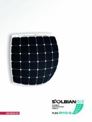 Solbian Flex - Solbian SP 112 Q Marin Esnek Güneş Paneli
