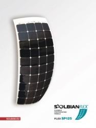 Solbian Flex - Solbian Flex SP 125 Marin Esnek Güneş Paneli