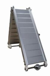 - İnce Model Alüminyum Katlanır Pasarella 35X250