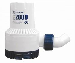 Attwood - Attwood HD2000 Ağır Hizmet Sintine Pompası 24V