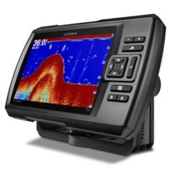 Garmin - Garmin Striker 7cv, Worldwide Balık Bulucu / GPS