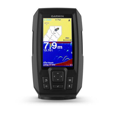 Garmin STRIKER Plus 4 Balık Bulucu / GPS