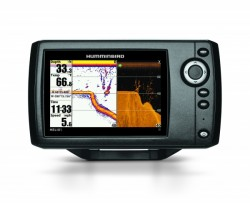 Humminbird - Humminbird Helix 5 DI GPS (Balık Bulucu+GPS+Down Imaging)