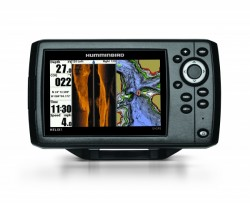 Humminbird - Humminbird Helix 5 SI GPS (Balık Bulucu+GPS+Side Imaging)
