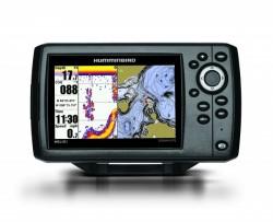 Humminbird - Humminbird Helix 5 Sonar GPS (Balık Bulucu + GPS)