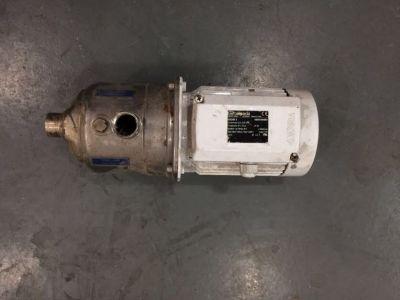 2. El Calpeda 0,75hp 220Vac Kendinden Emişli Pompa