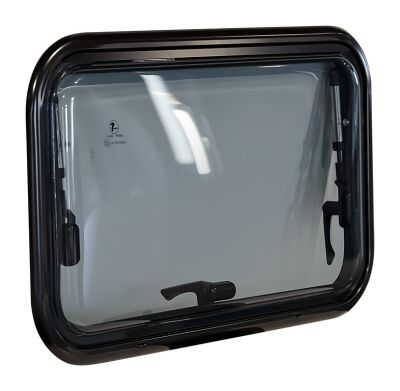 Karavan Penceresi, Amortisörlü, 300x500