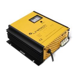 Linetech - Linetech 15A 24V Akü Şarj Cihazı
