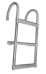 Can - Merdiven, Alüminyum, Katlanır, 4 Basamaklı