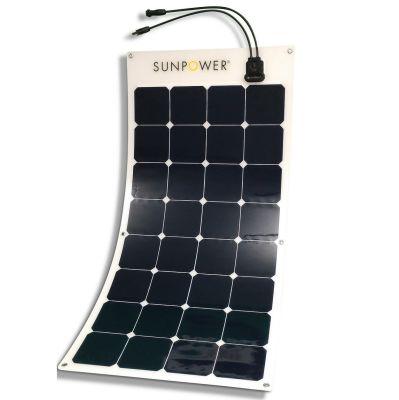 Sunpower E Flex 100 Esnek Güneş Paneli