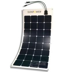 Sunpower - Sunpower E Flex 100 Esnek Güneş Paneli