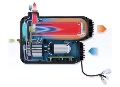 Truma Vario Heat Eco Karavan Isıtıcısı