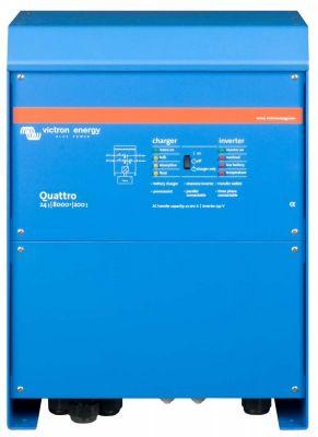 Victron Energy Quattro 24V/8000VA/200-100-100A