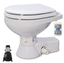 Jabsco - Jabsco Büyük Taş 12V Marin Tuvalet