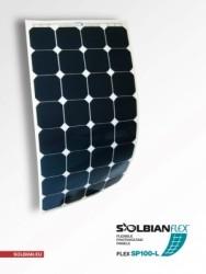 Solbian Flex - Solbian Flex SP 104 Marin Esnek Güneş Paneli