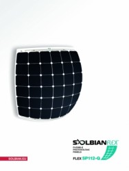 Solbian Flex - Solbian SP 118 Q Marin Esnek Güneş Paneli