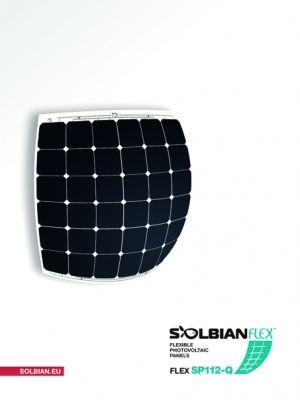 Solbian SP 118 Q Marin Esnek Güneş Paneli