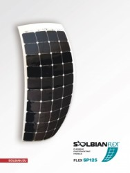 Solbian Flex - Solbian Flex SP 130 Marin Esnek Güneş Paneli