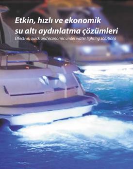 UWL Neptune Sualtı Aydınlatma