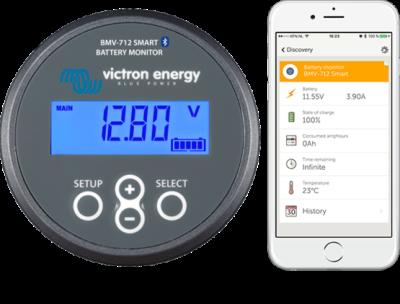 Victron Energy BMV-712 Smart Akü İzleme Battery Monitor