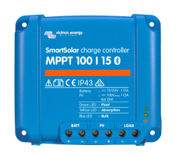 Victron Energy - Victron Energy SmartSolar MPPT 100/15 Şarj Regülatörü
