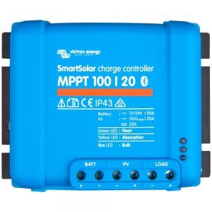 Victron Energy SmartSolar MPPT 100/20 Şarj Regülatörü
