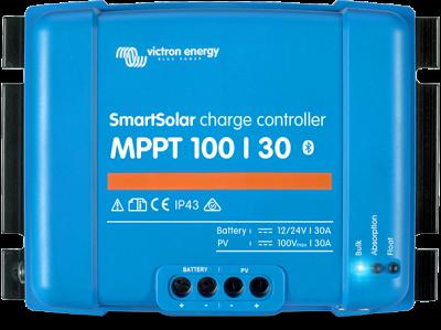 Victron Energy SmartSolar MPPT 100/30 Şarj Regülatörü