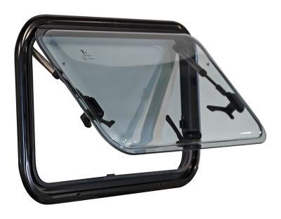 Karavan Penceresi, Amortisörlü, 350x600