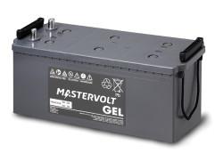 Mastervolt - Mastervolt MVG 12/140, 140 Amper Jel Akü