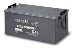 Mastervolt - Mastervolt MVG 12/200, 200 Amper Jel Akü