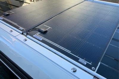 Solara 105 Wp Marin Esnek Güneş Paneli, E420M38