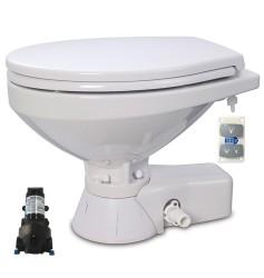 Jabsco - Jabsco Par Max Beslemeli Büyük Taş 24V Marin Tuvalet