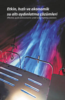 UWL Lima RGB Sualtı Aydınlatma