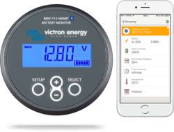 Victron Energy - Victron Energy BMV-712 Smart Akü İzleme Battery Monitor