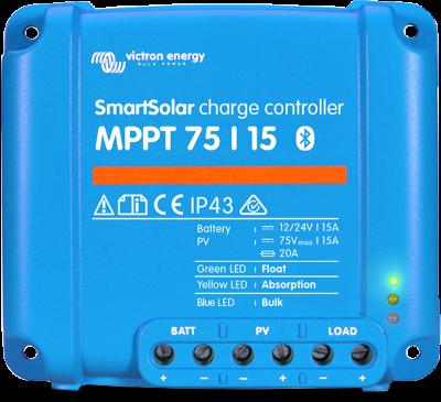 Victron Energy SmartSolar 75/15 MPPT Solar Şarj Regülatörü